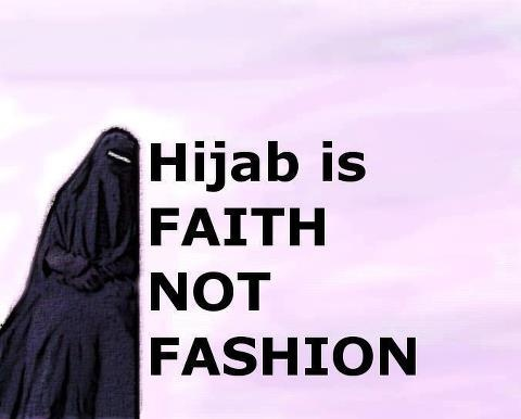Yes indeed!  Too many are into these modern Hijab fashion that they forget the do's n dont's