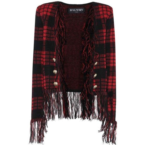 Balmain Mohair and Wool-Blend Cardigan ($1,525) ❤ liked on Polyvore featuring tops, cardigans, black, cardigan top, mohair cardigan, balmain top, balmain and balmain cardigan