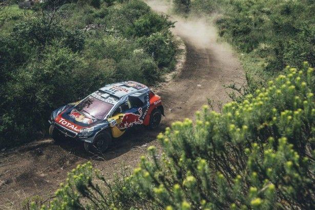 Cars - Dakar : Sébastien Loeb fait fort d'entrée en remportant l'étape 2 ! - http://lesvoitures.fr/dakar-sebastien-loeb-fait-fort-dentee-en-remportant-letape-2/