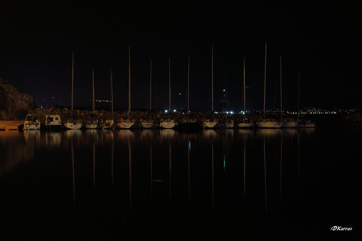 https://flic.kr/p/taiWJz | Masts reflection