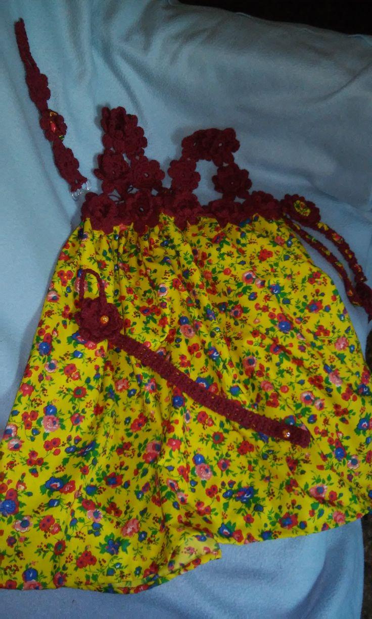Otro vestido para Carla