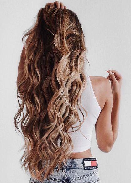 Sensational 1000 Ideas About Long Hair Hairstyles On Pinterest Hair Style Short Hairstyles For Black Women Fulllsitofus