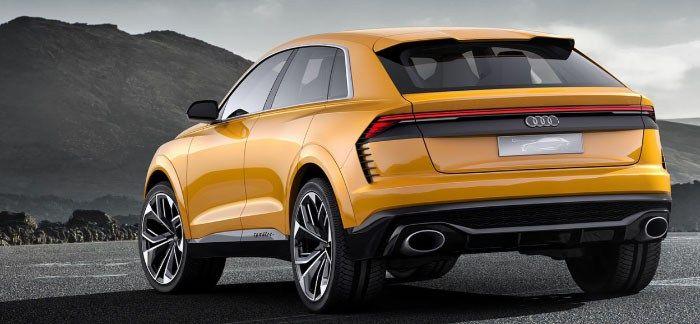 2018 Audi Q8 Release Date