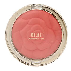 Milani Rose Powder Blush- 7 $7.40 I love the colors and patterns of these Milani blushes!! ~L