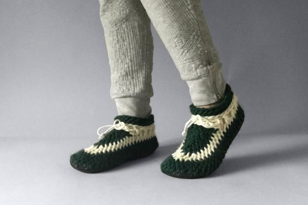 Classic Slipper: Forest