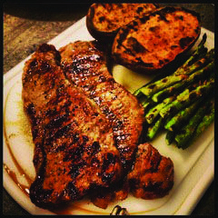 Tasty Bear Steaks www.tastealegend.com