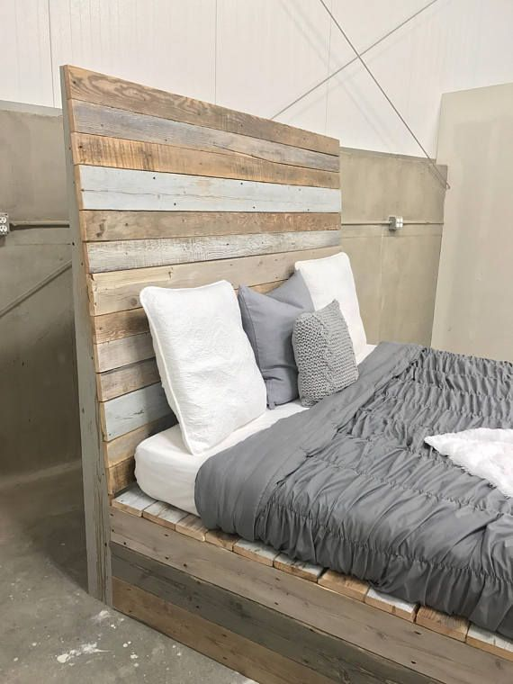 King size shown headboard height is 72 from the ground Base 17.5 tall  Headboard features a slight angle Twin 44 wide Full 57 wide Queen 66 wide  King 80 wide ...