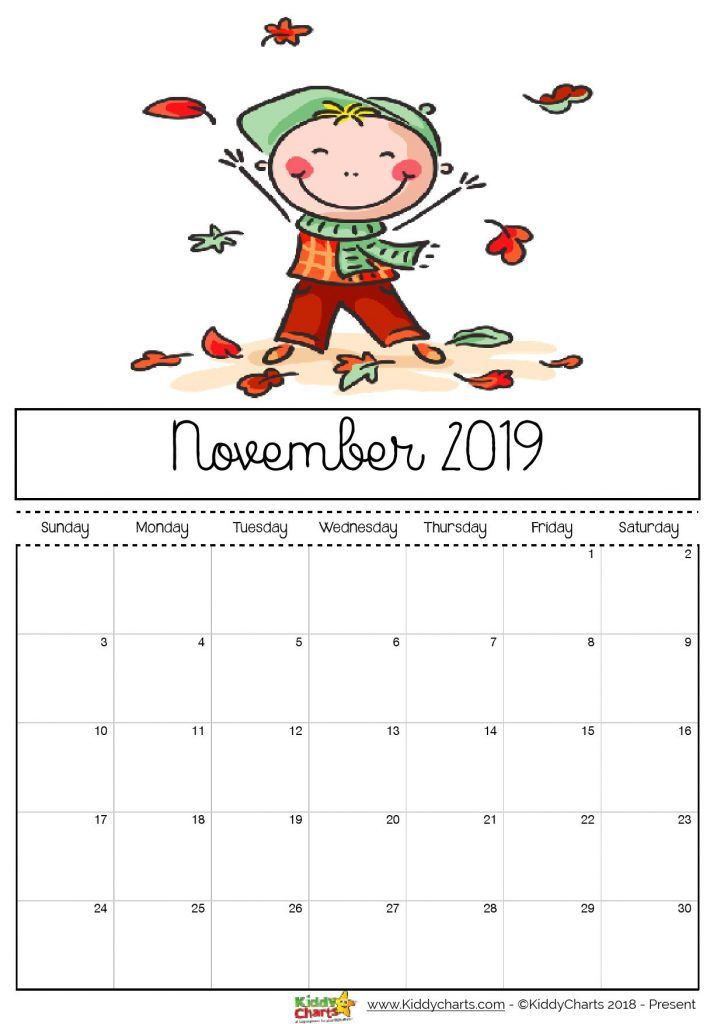 Check Out Our Fantastic Free 2019 Calendar For Your Child S