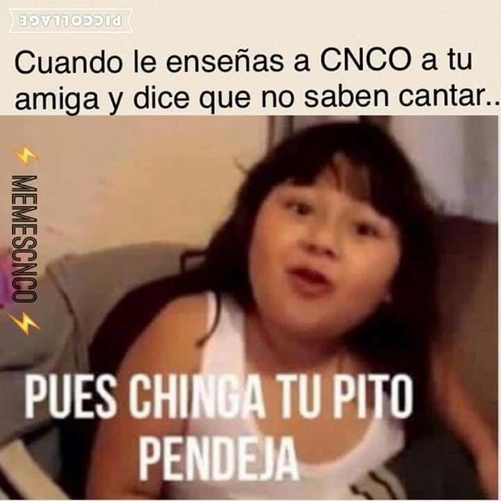 CNCO Memes - 2 No Canta - Wattpad