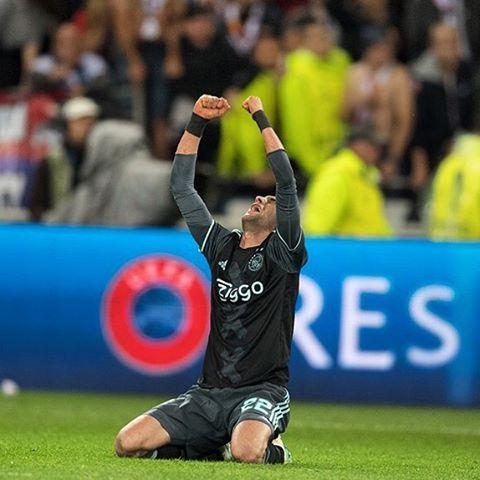 23K vind-ik-leuks, 310 reacties - AFC Ajax (@afcajax) op Instagram: 'DIT GEVOEL. 🙏  #WeAreBack'