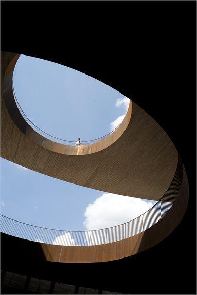 Cantina Antinori - Bargino San Casciano in Val di pesa, Italy - 2012 - Marco Casamonti #wineries #architecture
