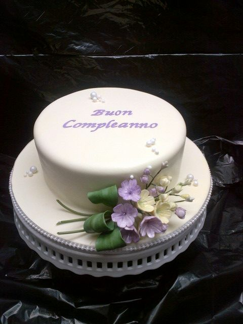 Special b-day cake
