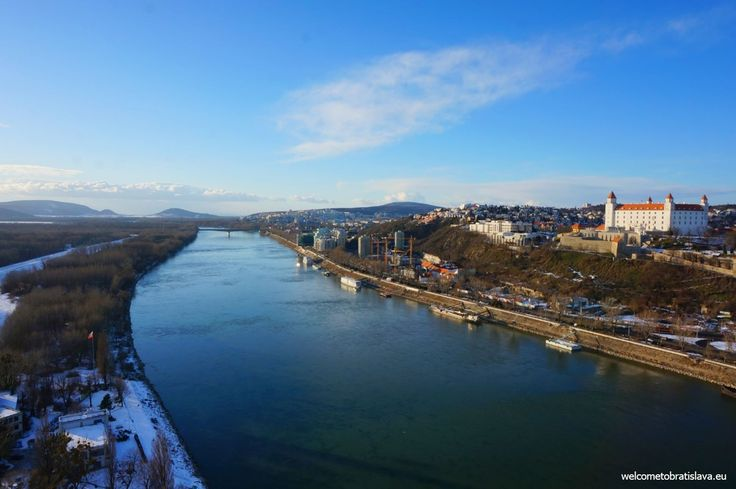 12 IDEAS (NOT ONLY) FOR VALENTINE'S DAY IN BRATISLAVA - WelcomeToBratislava | View from our UFO tower