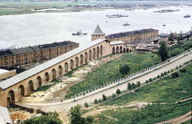 Nizhny Novgorod 1950s