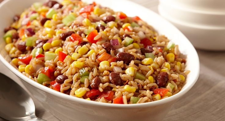 red bean and rice salad rice salad recipes cajun recipes yummy recipes ...