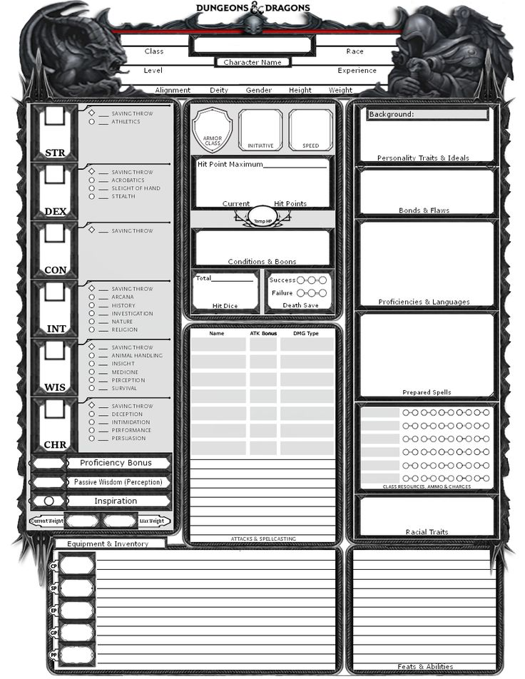 pin by megan king on rpg character sheet pinterest character sheet dnd character sheet and. Black Bedroom Furniture Sets. Home Design Ideas