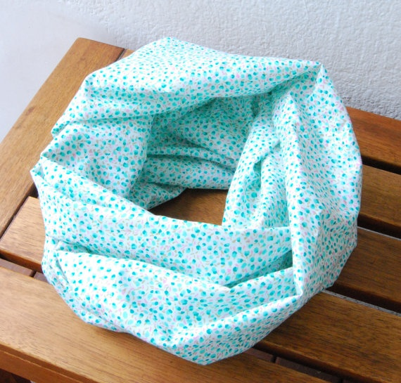Infinty scarf - cuello circular  by ArigatoBcn - www.arigato-bcn.com