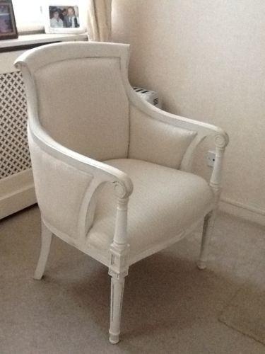Shabby Chic chair, Borehamwood £9.99