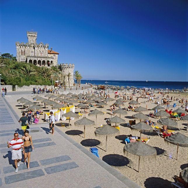Tamariz Beach, Cascais - estorilive, Lisbon Region, Portugal