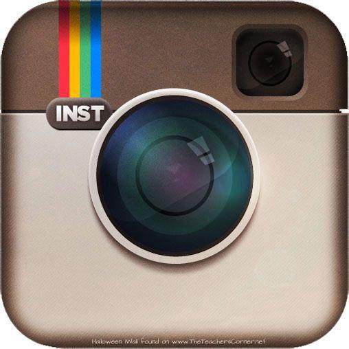 Instagram Logo Bulletin Board Related Keywords & Suggestions ...