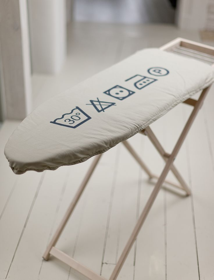DIY graphics ironing board