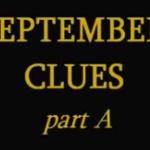 September Clues: No Planes?