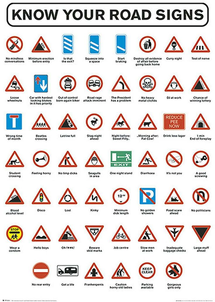 traffic signs are known as codes traffic signs all have