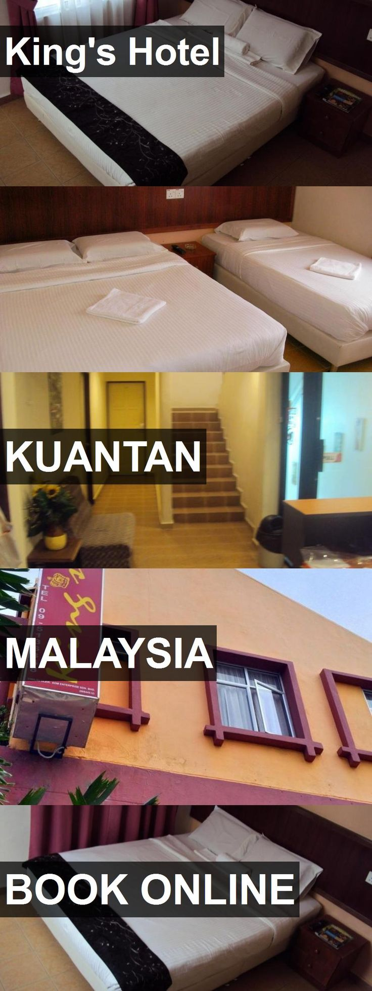 King's Hotel in Kuantan, Malaysia. For more information, photos, reviews and best prices please follow the link. #Malaysia #Kuantan #travel #vacation #hotel