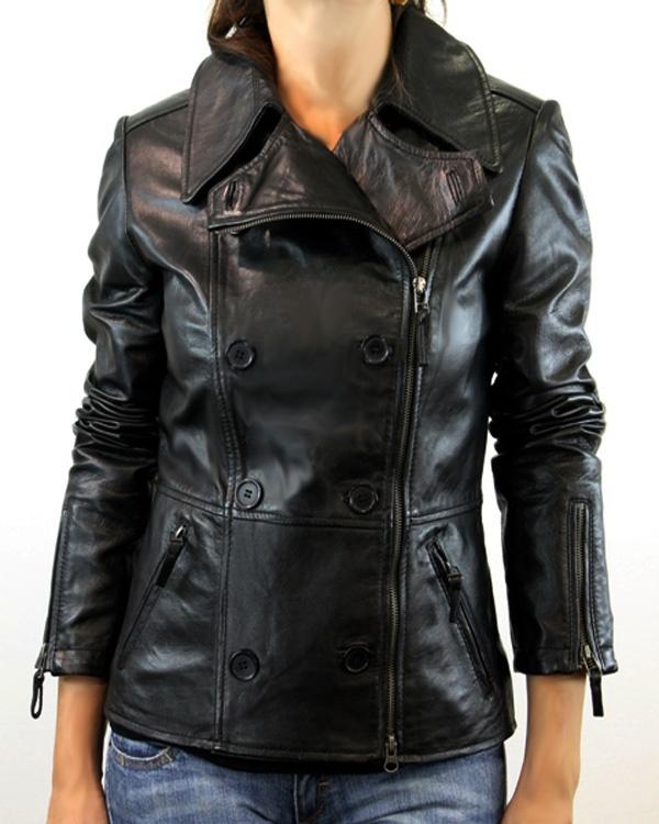 """Cazadora """"Perfecto""""  http://hervaspiel.com/tienda/cazadoras/38-cazadora-cuero-piel-motera-perfecto.html"""