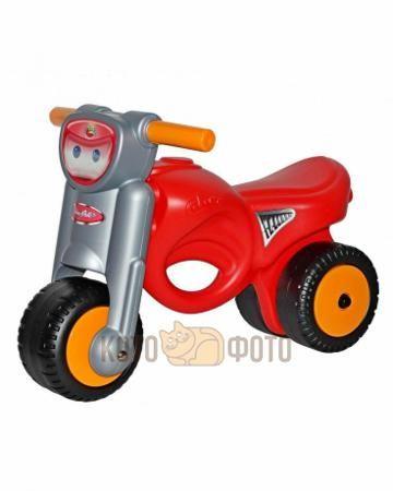 Каталка-мотоцикл Мини-мото red  — 2016р. ----------------------- Каталка-мотоцикл Мини-мото red для детей от 18 месяцев. Производство: Россия.