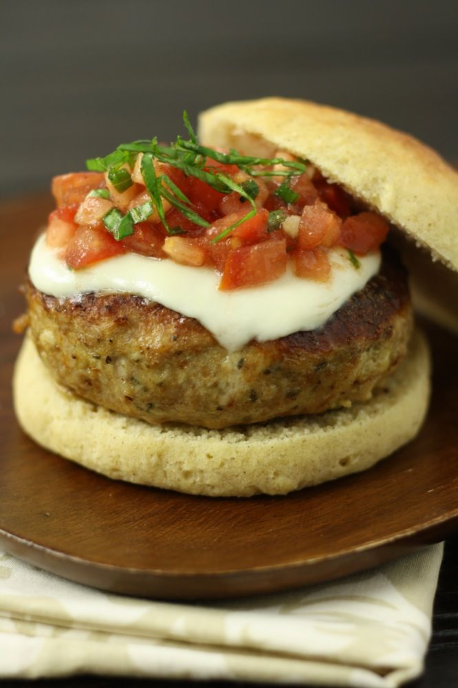 No Gluten, No Problem: Italian Hamburgers @Emily Cushing !! problem solved fo the 4th of july! here is your own  burger!