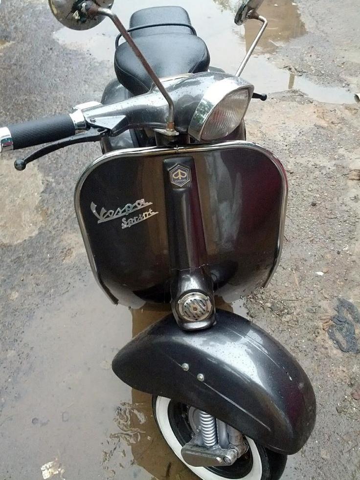 Vespa Sprint 150cc | Kaskus - The Largest Indonesian Community