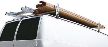 1998 GMC Savana Van Ladder Racks - Pilot Automotive