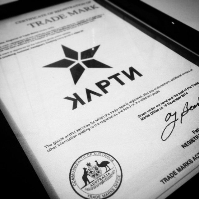 Warning: Officially trademarked! Signed and sealed as KAPTN® #leadnotfollow #kaptn #kaptnbrand #registered #trademark #donthate #fuckfakes #logo #official #streetwear #clothing #brand #motto