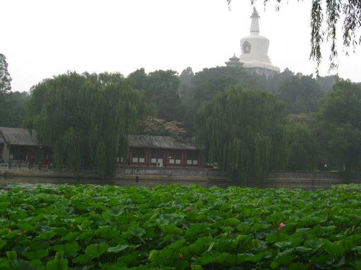 Bei Hai Park - Beijing China. - Source: @Bendrix (Upload)