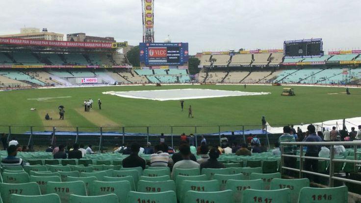 LIVE Score Cricket India vs Sri Lanka 1st Test Day 1 at Kolkata: Lunch taken; next inspection at 1210
