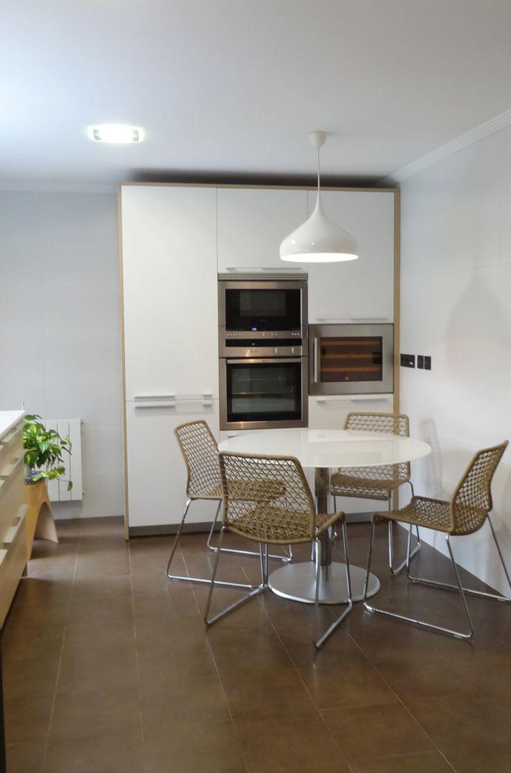 Cocina color p 250 rpura 7 - Cocina Acogedora Santos Estudio Bilbao