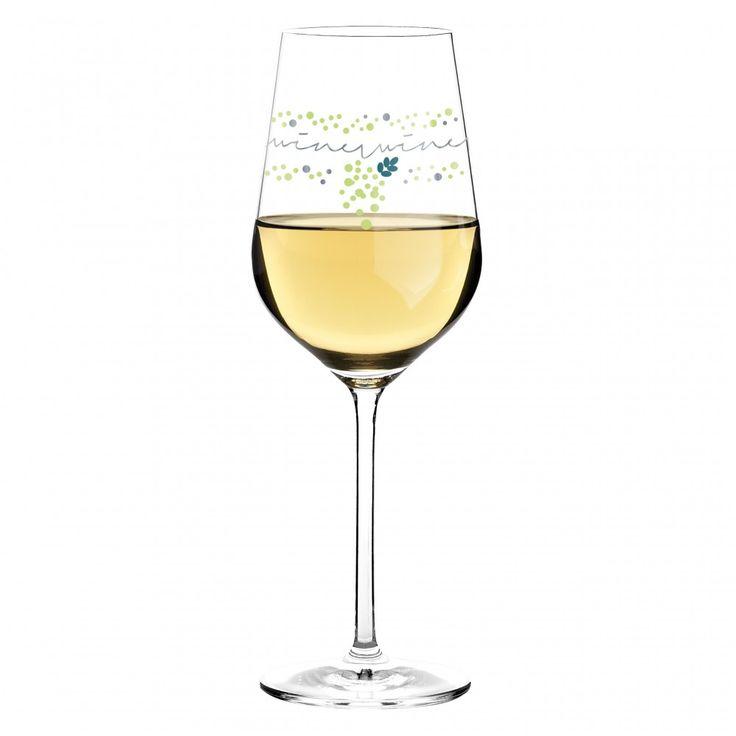 White Design Weißweinglas, Monica Albini, Herbst 2016, 3010021