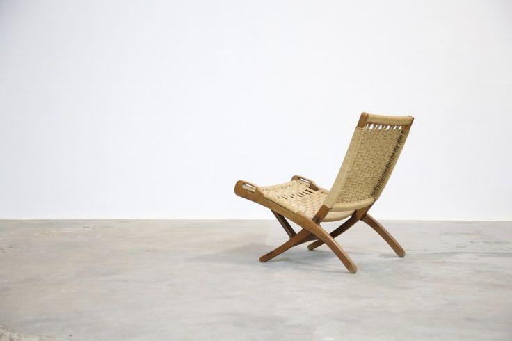 #dankegalerie #danke #galerie #mobilier #scandinave #vintage #danois #hans #chaise #fauteuil #wegner #design