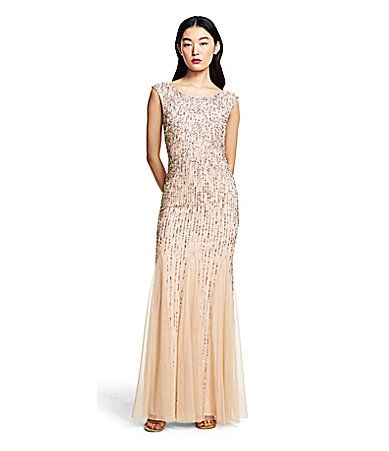 205 best Adrianna Papell Embellished Gowns images on Pinterest