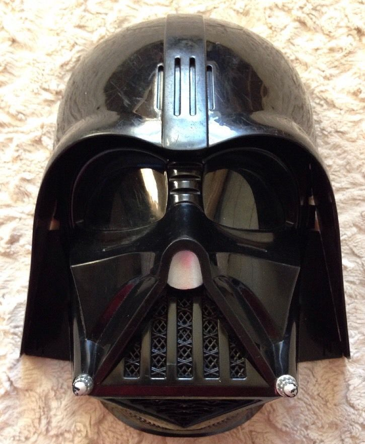 Star Wars Darth Vader Talking Voice Changer Helmet Mask  | eBay