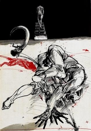 Lithograph - Vladimir Velickovic - Album n°6