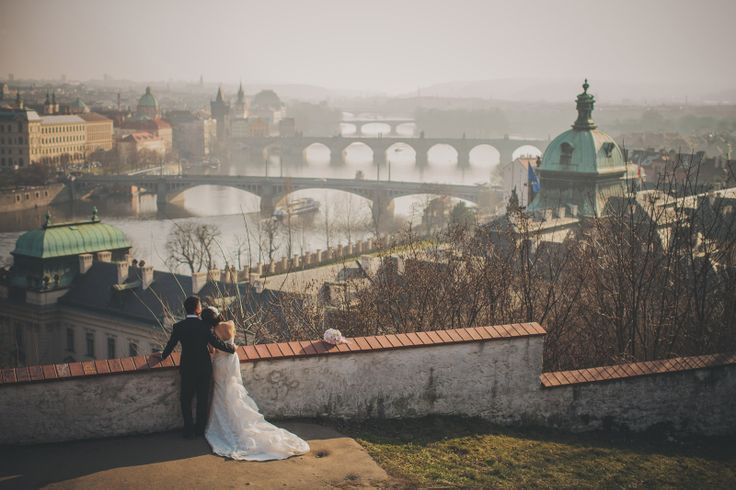Prague Pre Wedding Portraits