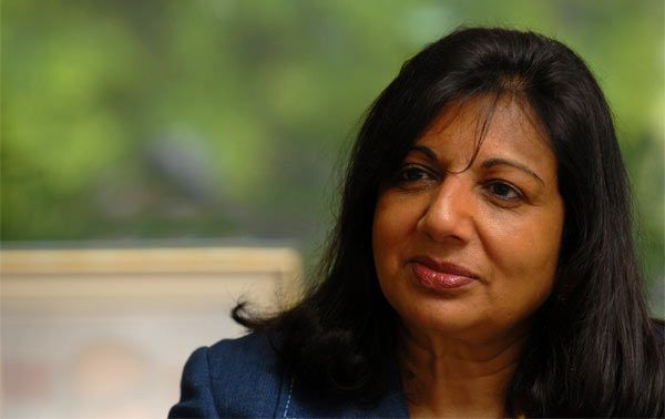 Kiran Mazumdar-Shaw Biography - Kiran Mazumdar-Shaw is an entrepreneur from India where she started Biocon, a large biotechnology company. She is the Managing Director and Chairman of the