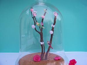 L'arbre aux perroquets sous cloche ! • Hellocoton.fr