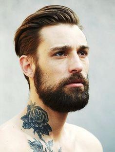 Beard & Tattoo