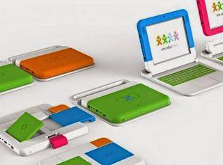 Avance en la tecnología: El concepto modular del portátil XO-Infinity manti...