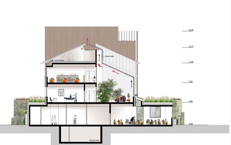 Gallery - Eco Nursery and Primary School / Jean-François Schmit - 11