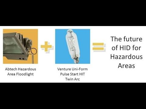 The future of HID for Hazardous Areas - YouTube