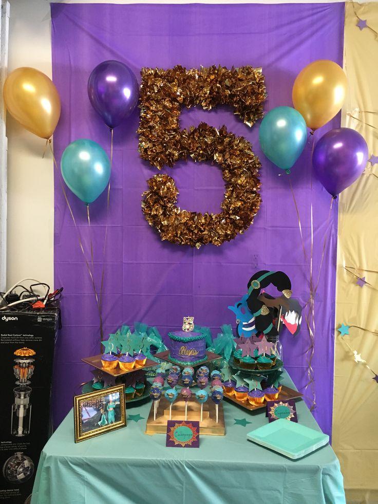 Princess Jasmine Birthday Party                                                                                                                                                                                 More
